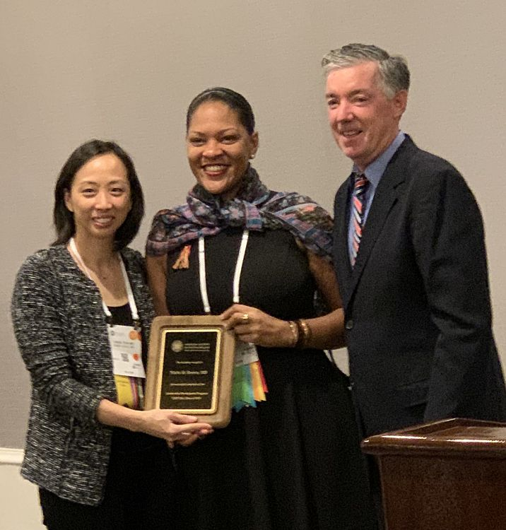 Congratulations to Dr. Ninita Brown for recognition from the AAO Leadership Development Program